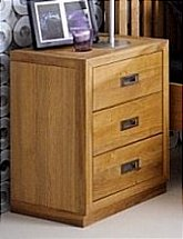 Unique - Como Bedside chest